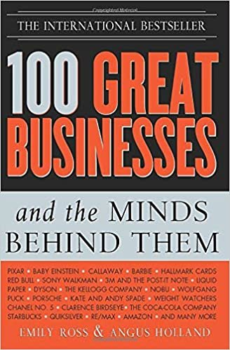 كتاب 100 great business مترجم pdf