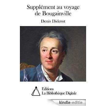 Supplément au voyage de Bougainville (French Edition) [Kindle-editie]