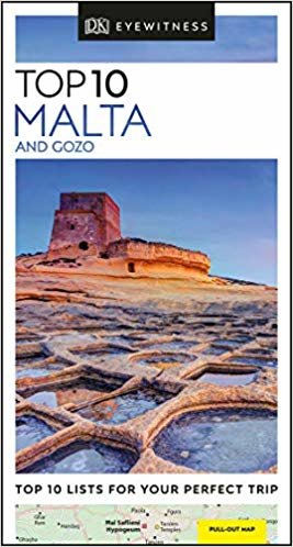 Top 10 Malta and Gozo (DK Eyewitness Travel Guide) [Idioma Inglés]