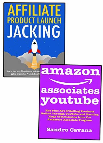 Affiliate Money Master (Affiliate Books Collection): Home-Based Internet Business Ideas for Affiliate Marketers via Amazon Associates and Product Launch Jacking (English Edition)
