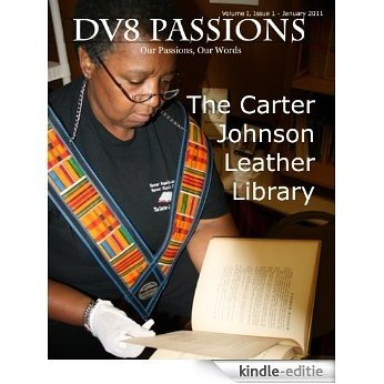 DV8 Passions - January 2011 (DV8 Passions Magazine) (English Edition) [Kindle-editie]