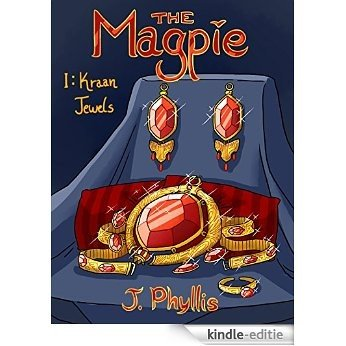 The Magpie I: Kraan Jewels (Gay Police/Criminal Erotica) (English Edition) [Kindle-editie]