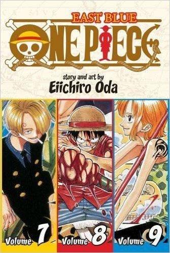 One Piece:  East Blue 7-8-9, Vol. 3 (Omnibus Edition) (One Piece (Omnibus Edition))