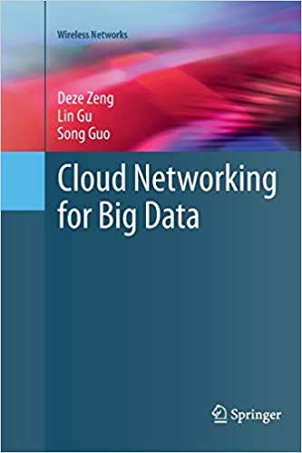 Cloud Networking for Big Data (Wireless Networks)