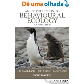 An Introduction to Behavioural Ecology [eBook Kindle]