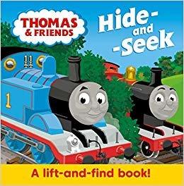 Thomas & Friends: Hide & Seek: Lift-the-flap book