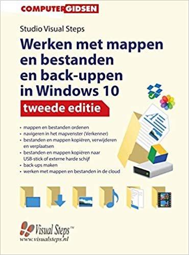 Werken met mappen en bestanden en back-uppen in Windows 10 (Computergidsen)