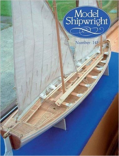 Model Shipwright (International Quarterly Journal for Ship Modelmakers)