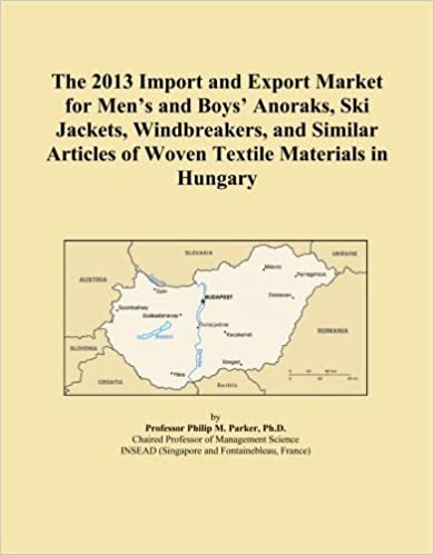 The 2013 Import and Export Market for Men's and Boys' Anoraks, Ski Jackets, Windbreakers, and Similar Articles of Woven Textile Materials in Hungary