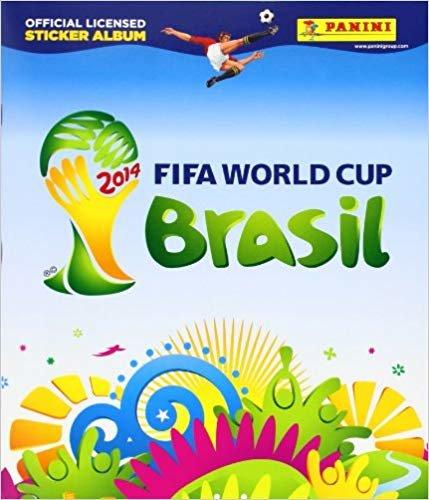 Album Copa Do Mundo 2014 Brasil Panini Completo Excelente Estado