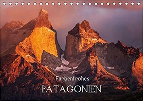 Farbenfrohes PatagonienAT-Version (Tischkalender 2017 DIN A5 quer): Südamerikanisches Farbenspektakel in 12 atemberaubenden Bildern (Monatskalender, 14 Seiten ) (CALVENDO Natur)