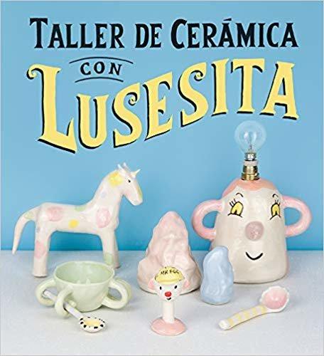 Taller de cerámica con Lusesita (GGDiy Kids)