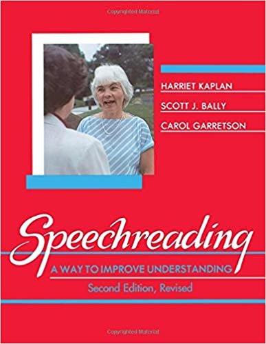Speechreading - A Way To Improve Understanding