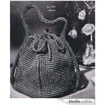 #2546 CASSIDY VINTAGE CROCHET PATTERN (English Edition) [Kindle-editie]