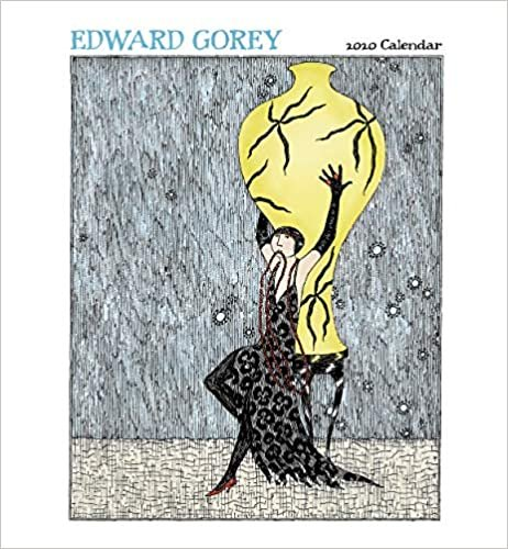 Edward Gorey 2020 Wall
