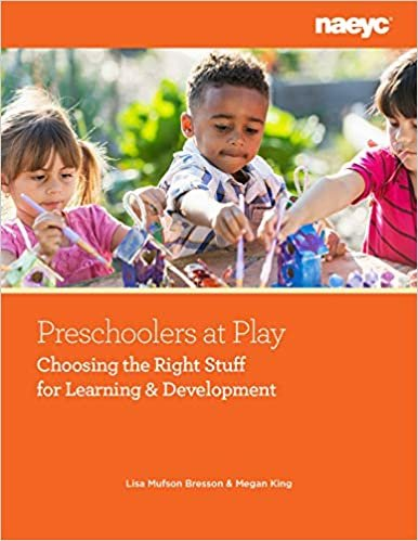 Preschoolers at Play: Choosing the Right Stuff for Learning and Development