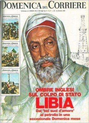 Ombre inglesi sul colpo di stato in Libia.