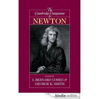 The Cambridge Companion to Newton (Cambridge Companions to Philosophy) [Kindle-editie]