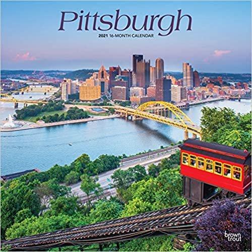 Pittsburgh 2021 - 16-Monatskalender: Original BrownTrout-Kalender [Mehrsprachig] [Kalender] (Wall-Kalender)