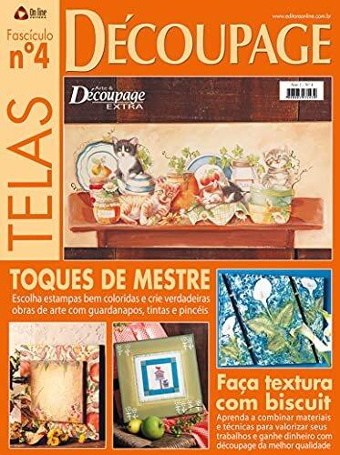 Arte & Découpage Extra: Edição 4