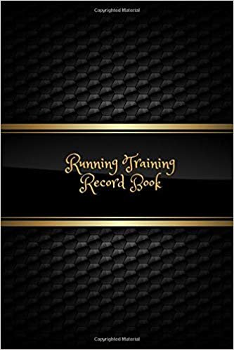 Running Training Record Book: Portable Ruining Guide |Runners Training Log Book| Running Dairy Journal| Training Record Sheet & Exercise Progress | Event Running Log