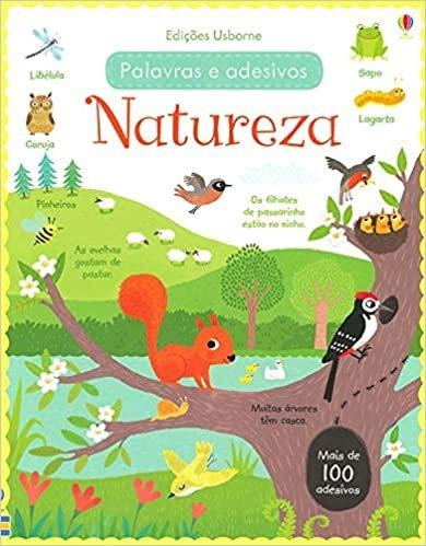 Natureza: palavras e adesivos