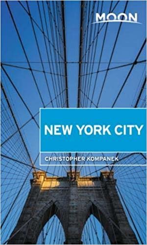 Moon New York City (First Edition) (Moon Travel Guides)