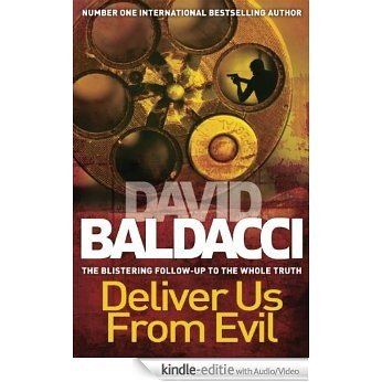 Deliver Us From Evil (Enhanced Edition) (English Edition) [Kindle uitgave met audio/video]