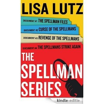 Lisa Lutz Spellman Series E-Book Box Set: The Spellman Files, Curse of the Spellmans, Revenge of the Spellmans, The Spellmans Strike Again (English Edition) [Kindle-editie]