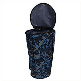 EXCEART Alça de Ombro Bolsa de Tambor Tambor Africano Saco Oxford Tecido À Prova D' Água Bolsa de Ombro Carry Case para 10 Polegadas Tambor Africano Tambor Africano Armazenamento