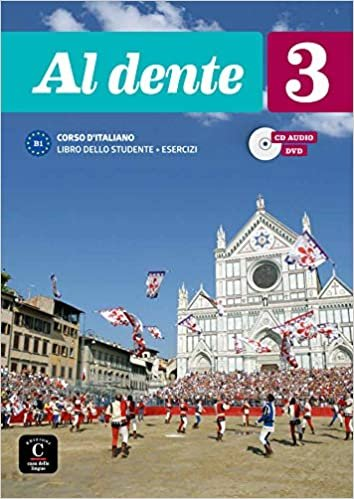 Al Dente 3: Libro Dello Studente + Esercizi + CD Audio + DVD