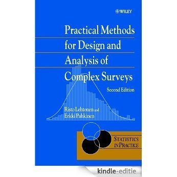 Practical Methods for Design and Analysis of Complex Surveys (Statistics in Practice) [Kindle-editie]