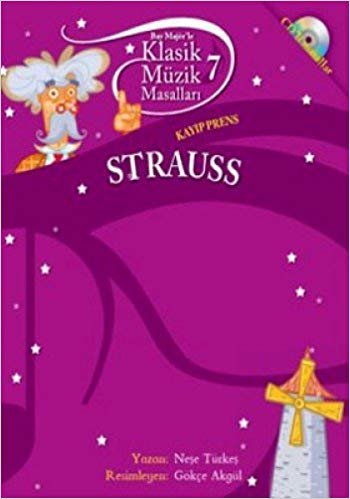 STRAUSS CD Lİ KİTAP