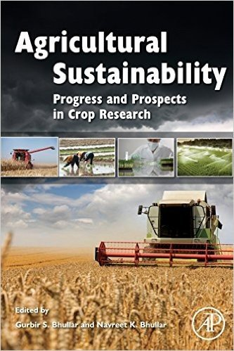 Agricultural Sustainability: Progress and Prospects in Crop Research