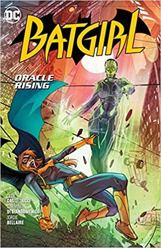 BATGIRL 07 ORACLE RISING