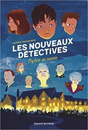 Les nouveaux détectives, Tome 01