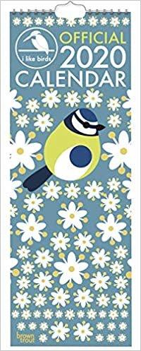 I Like Birds 2020 Slim Calendar