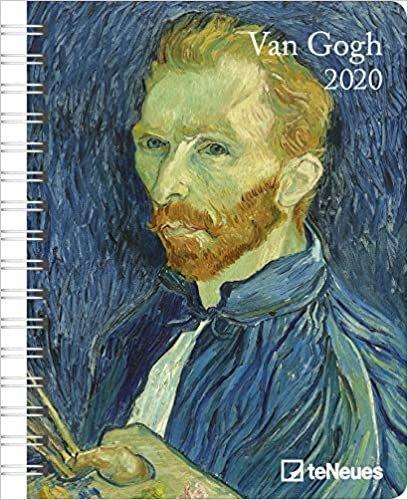 Art Diary - Van Gogh 2020 Deluxe Diary
