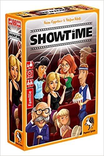 Pegasus Oyunları 51976G - Showtime