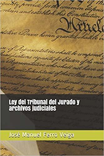 Ley del Tribunal del Jurado y archivos judiciales