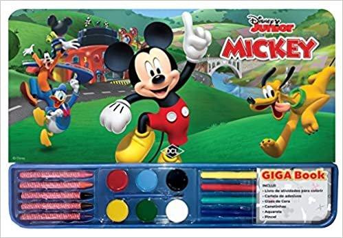 Disney - Giga Books - Mickey Mouse