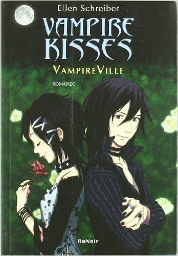 Vampire Ville. Vampire kisses: 3