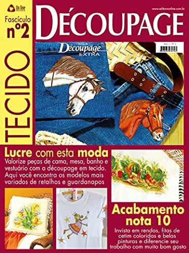 Arte & Découpage Extra: Edição 2