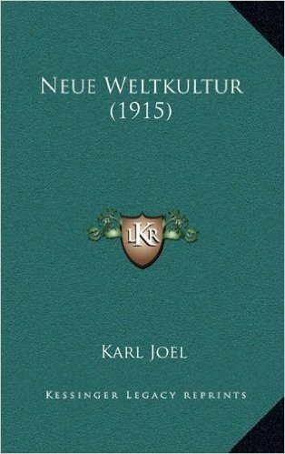 Neue Weltkultur (1915)