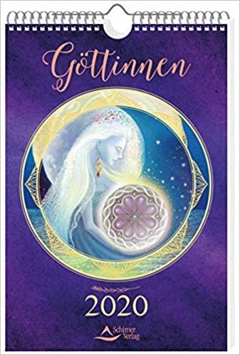 Schirner Verlag GmbH & Co. KG: Göttinnen-Kalender 2020