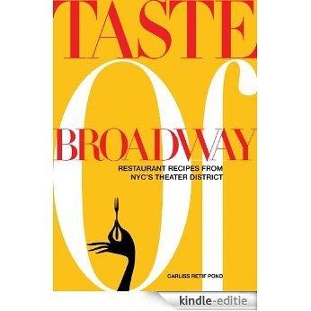 Taste of Broadway [Kindle-editie]