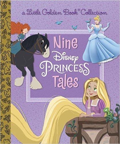 Nine Disney Princess Tales (Disney Princess)