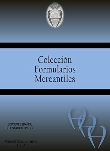 Colección Formularios Mercantiles (Colección Juridica Americana nº 8) descargar