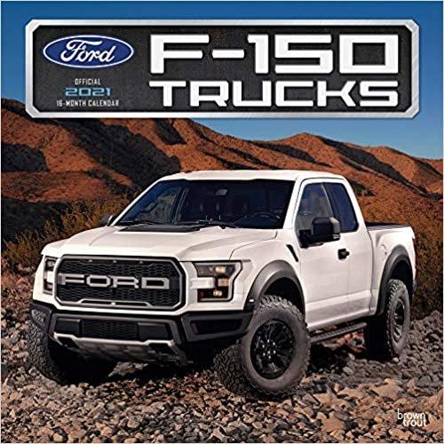 Ford F-150 Trucks - Ford Pickups 2021 - 16-Monatskalender: Original BrownTrout-Kalender [Mehrsprachig] [Kalender] (Wall-Kalender)
