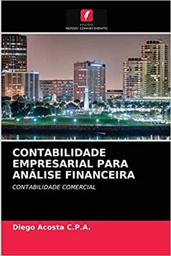 Contabilidade Empresarial Para Análise Financeira
